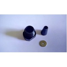 CLANSMAN VEHICLE ANTENNA BASE COAX NUT BLAND AND WASHER KIT